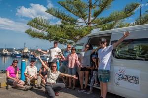 gang gang tours eco australia